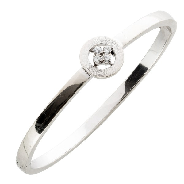 Armband – Armreif Antik Weißgold ...