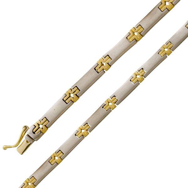 Armband – Goldarmband Antik Gelbgo...